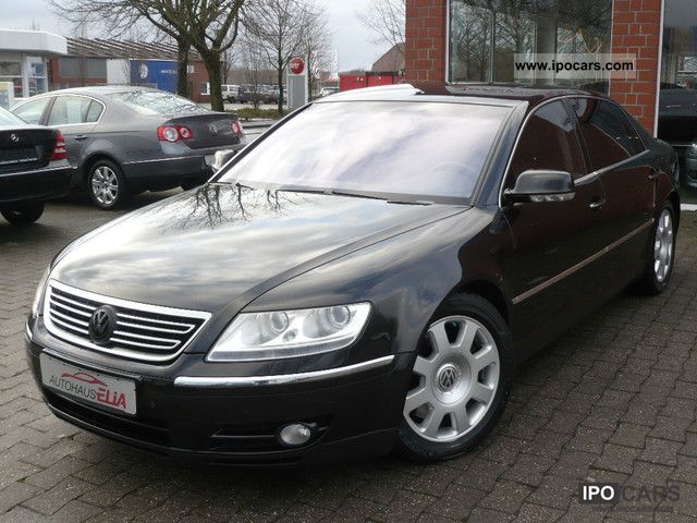 2004 Volkswagen  Phaeton 6.0 W12 4MOTION LWB / / FULL Limousine Used vehicle photo
