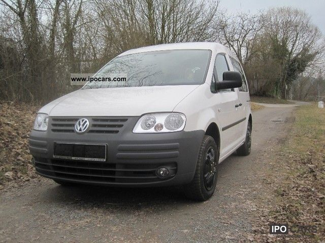 Volkswagen  Caddy EcoFuel Life 2.0 (7-Si.) 2006 Compressed Natural Gas Cars (CNG, methane, CH4) photo