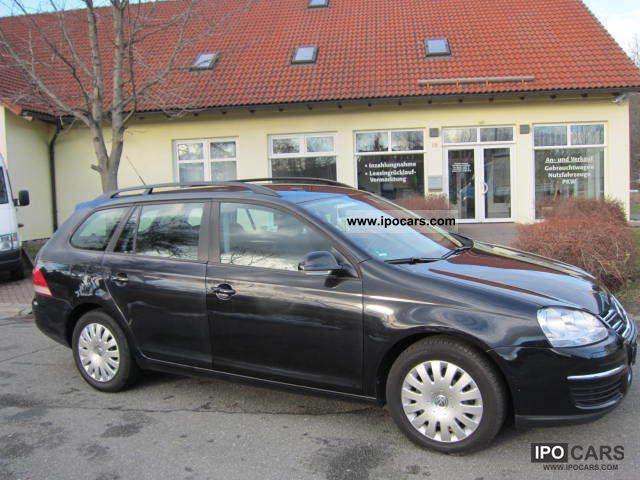 2007 Volkswagen  1.9 TDI, original miles, Climatronic Estate Car Used vehicle photo