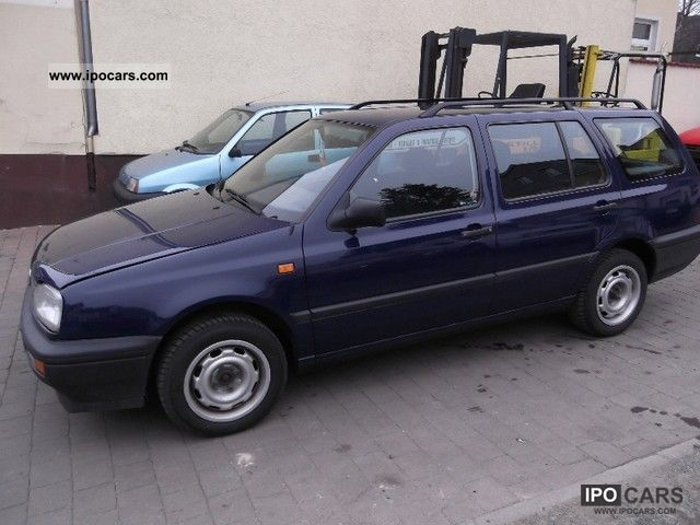 1994 volkswagen golf variant 1 4 cl car photo and specs. Black Bedroom Furniture Sets. Home Design Ideas