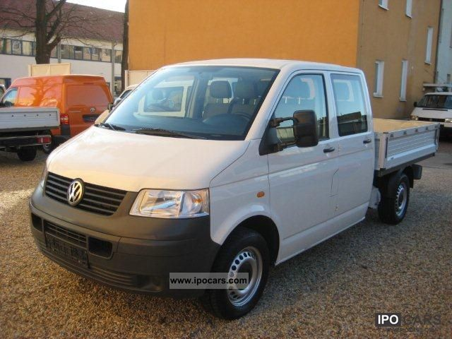 2007 Volkswagen  T5 Doka, DPF Other Used vehicle photo
