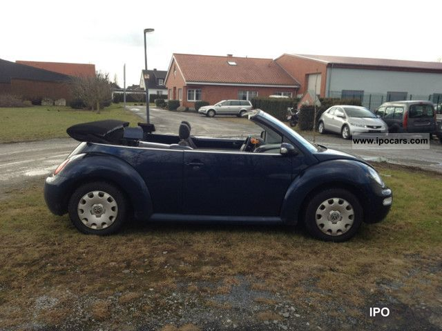 2004 volkswagen new beetle cabriolet 1 4 car photo and specs. Black Bedroom Furniture Sets. Home Design Ideas