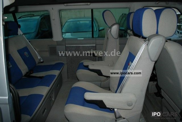 volkswagen  multivan  tdi  seater atlantis bed car photo  specs
