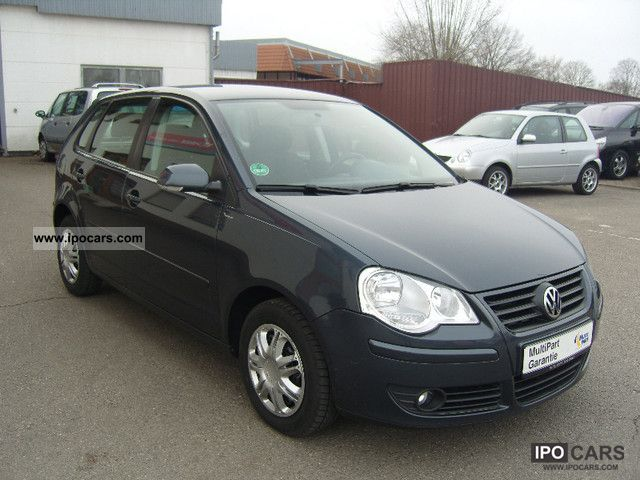 2007 volkswagen polo 1 4 comfortline 5 door air warranty. Black Bedroom Furniture Sets. Home Design Ideas