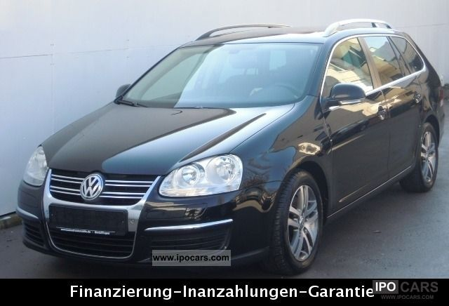 Volkswagen Golf Variant 2.0 TDI DPF Sportline * NAVI * PANAROMA 2009 ...