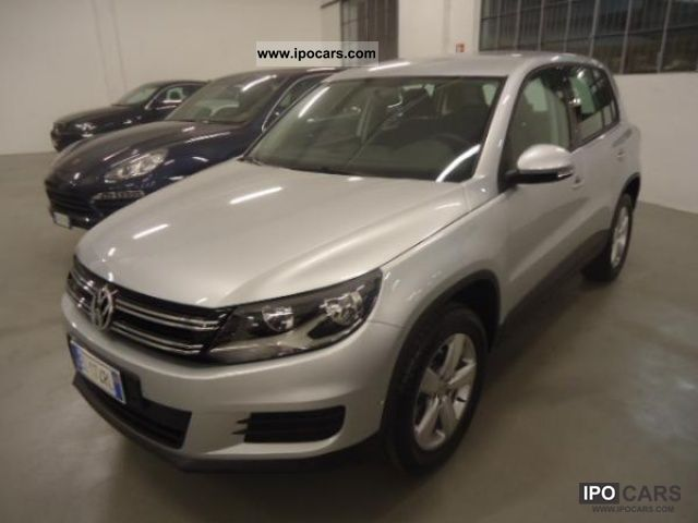 2012 volkswagen tiguan 2 0tdi 110cv trend fun km zero car photo and specs. Black Bedroom Furniture Sets. Home Design Ideas