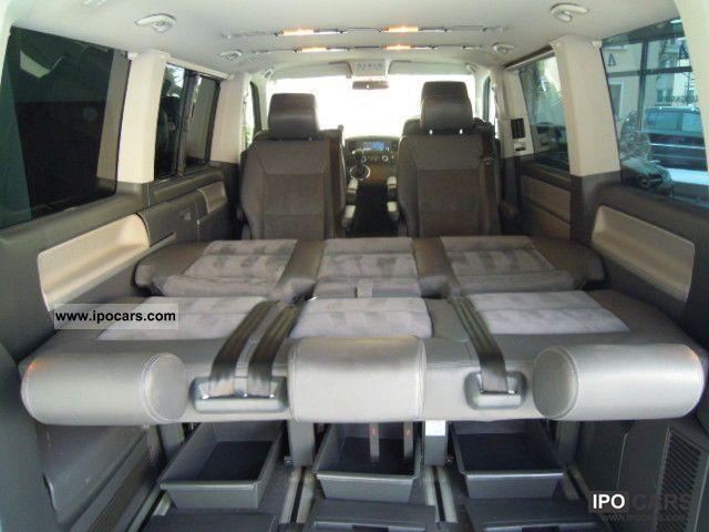 2008 volkswagen multivan dpf high united ahk fully. Black Bedroom Furniture Sets. Home Design Ideas