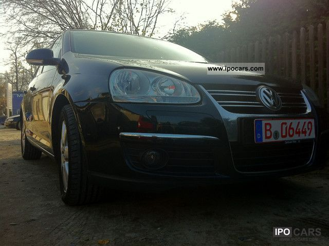 2006 Volkswagen  1.9 TDI DSG automatic / Comfortline / DPF / 1 hand Limousine Used vehicle photo