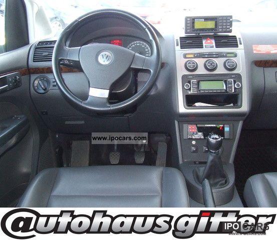 2010 volkswagen touran 1 9 tdi conceptl taxi bluemot. Black Bedroom Furniture Sets. Home Design Ideas