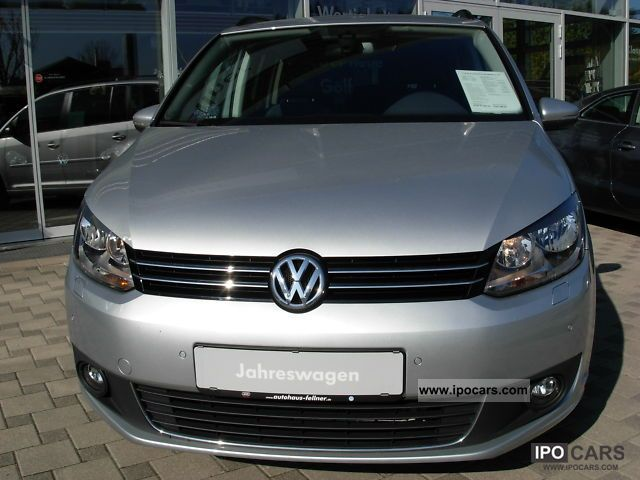 2010 volkswagen touran 1 6 tdi bluemotion comfortline car photo and specs. Black Bedroom Furniture Sets. Home Design Ideas