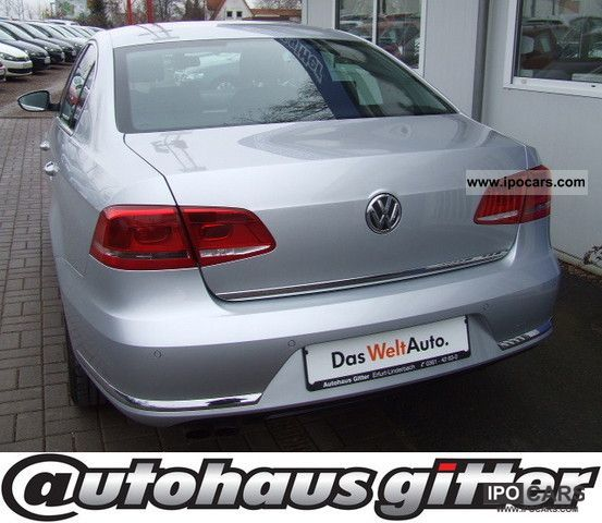 2011 Volkswagen Passat Variant 1.4 TSI DSG Related