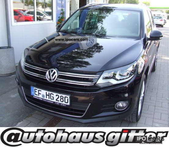 2011 volkswagen tiguan allrad xenon 2 0 tsi dsg sport. Black Bedroom Furniture Sets. Home Design Ideas