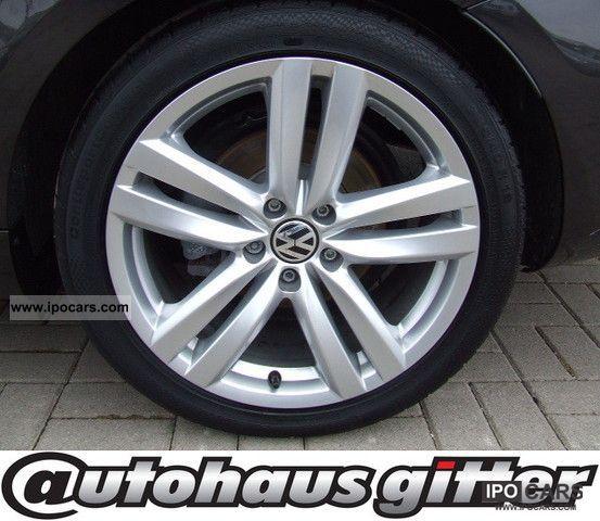 2011 Volkswagen PASSAT VARIANT 2.0 TDI DPF Highline DSG