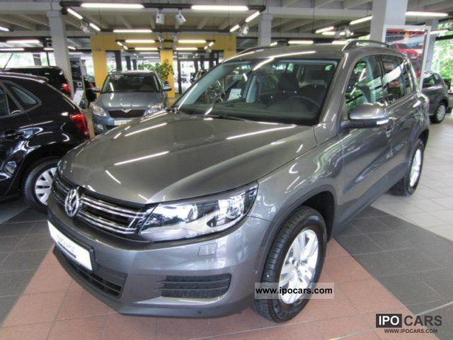 2012 Volkswagen  BMT Tiguan 1.4 TSI Trend & Fun NEW MOD. Immediately Off-road Vehicle/Pickup Truck Used vehicle photo