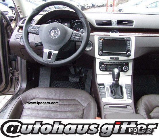 2011 Volkswagen PASSAT VARIANT 2.0 TDI HIGHLINE ACC NAVI