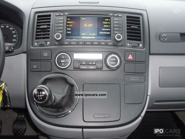 2006 volkswagen t5 multivan dpf trendline navi car photo. Black Bedroom Furniture Sets. Home Design Ideas