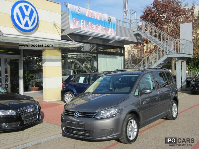 2012 Volkswagen  Touran 1.2 TSI Comfortline now available Van / Minibus Used vehicle photo