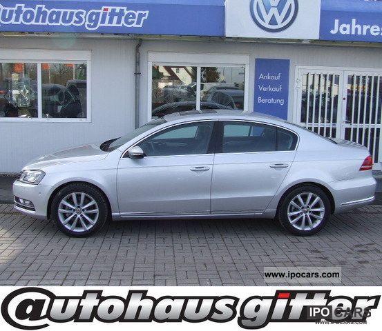 2011 Volkswagen Passat 1.8 TSI DSG XENON HIGH LINE