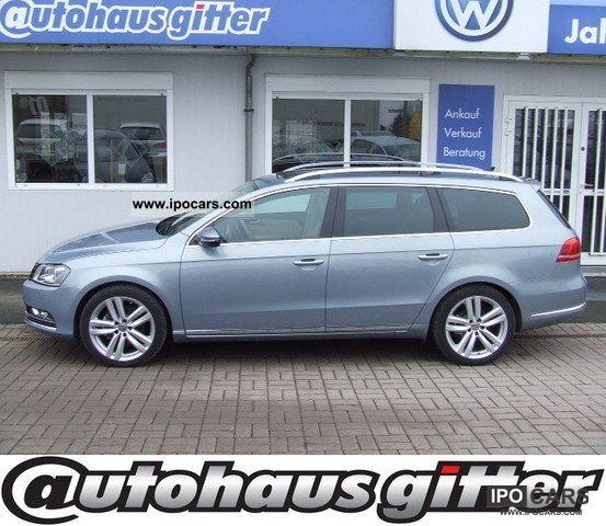 2011 Volkswagen Passat Variant 2.0 TSI DSG Related