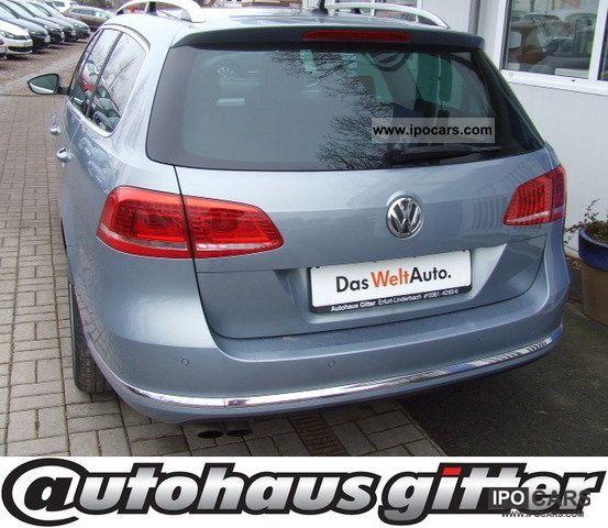 2011 Volkswagen PASSAT VARIANT 2.0 TSI Highline XENON LEDE