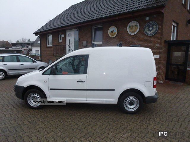 fded3565f5 2007 Volkswagen Caddy 1.9 TDI van Sortimo radio Estate Car Used vehicle  photo
