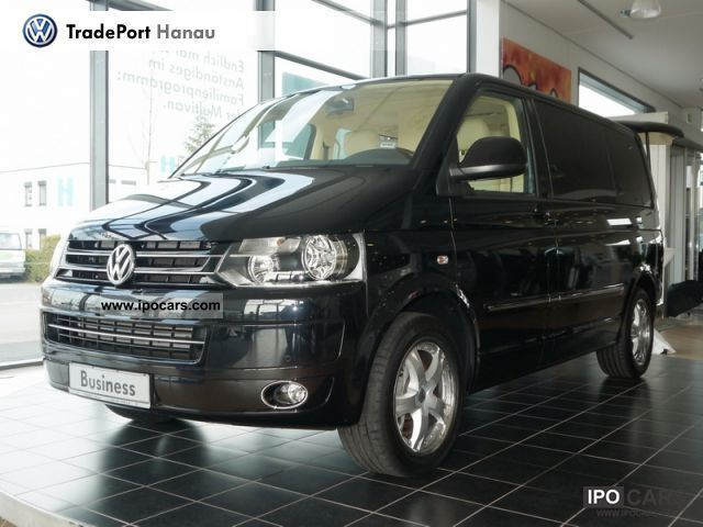 2011 Volkswagen T5 Multivan Business Tdi Automatic Navi