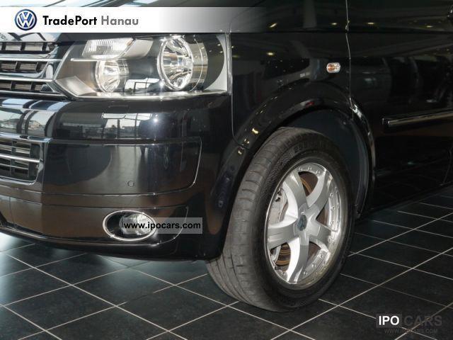 2011 Volkswagen T5 Multivan Business Tdi Automatic Navi