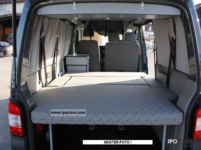 2011 Volkswagen T5 California Multivan Similar Varius