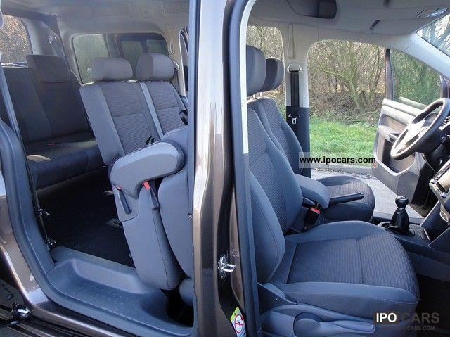 2011 Volkswagen Caddy Maxi 2 0 Tdi Comfortline 7 Seater