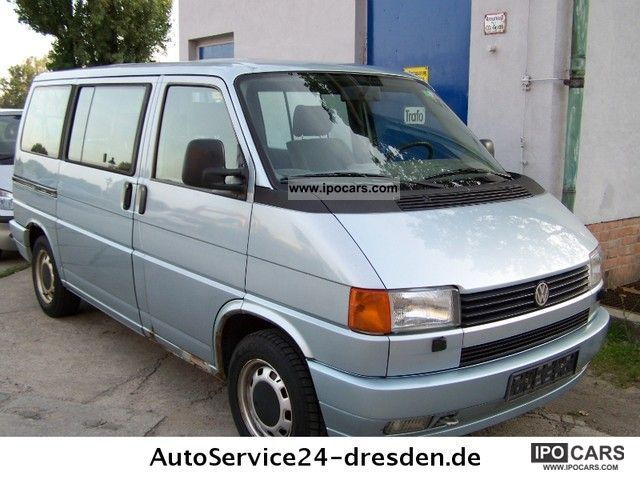 1994 Volkswagen  6 individual luxury bus seats, air conditioning, Standhzg, el.Dach Van / Minibus Used vehicle photo