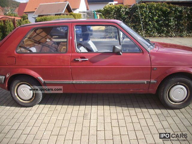 1987 Volkswagen Golf Automatic  Car Photo and Specs