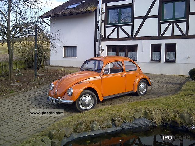 Volkswagen  Beetle 1972 Vintage, Classic and Old Cars photo