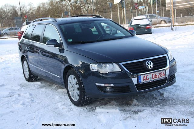 2006 Volkswagen  2.0 TDI DSG automatic PDC ALU first-hand Estate Car Used vehicle photo