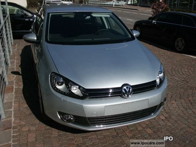 2012 Volkswagen Golf 2.0 TDI 4Motion Highline Limousine Used vehicle ...