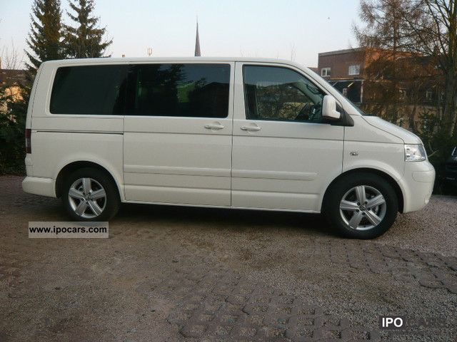 2008 volkswagen t5 multivan united dpf heater vat car. Black Bedroom Furniture Sets. Home Design Ideas