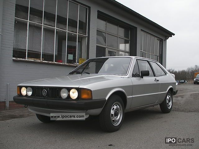 Volkswagen  Scirocco 1979 Vintage, Classic and Old Cars photo