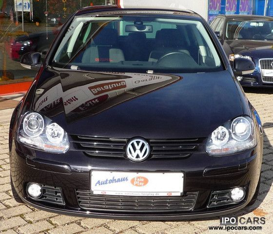 2006 Volkswagen Golf 1.9 TDI DSG Goal / 1.HAND + Bi-Xenon