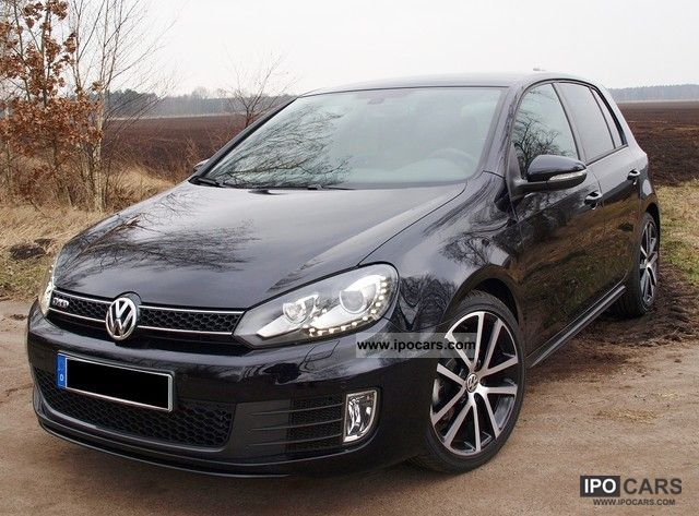 2011 Volkswagen  * GTD DSG * Navi * Xenon / LED * 18 \ Limousine Employee's Car photo