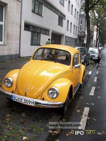 Volkswagen  Beetle 1976 Vintage, Classic and Old Cars photo