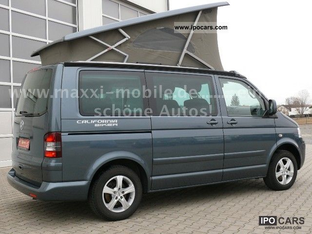 2009 volkswagen t5 california comfortline up roof car photo and specs. Black Bedroom Furniture Sets. Home Design Ideas