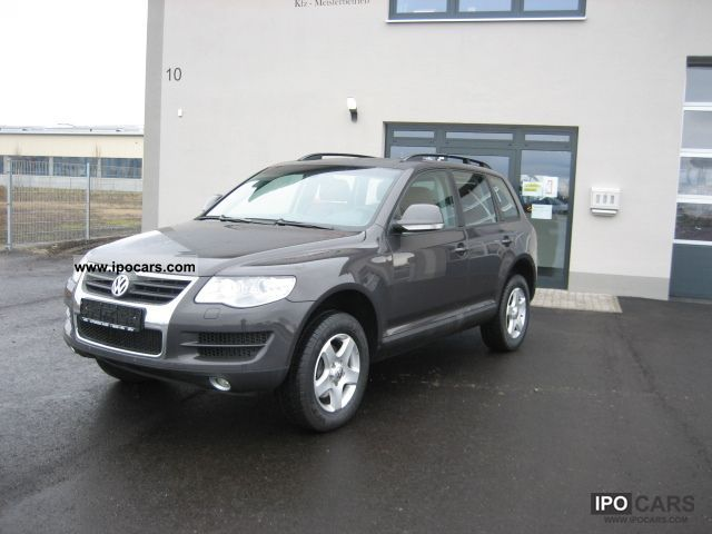 2007 Volkswagen  Touareg 3.0 TDI, AIR, STANDH, FULLY EQUIPPED! Off-road Vehicle/Pickup Truck Used vehicle photo