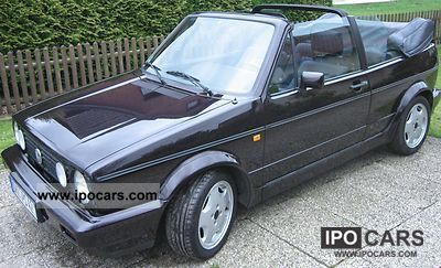 1993 volkswagen acapulco golf convertible top very rare. Black Bedroom Furniture Sets. Home Design Ideas
