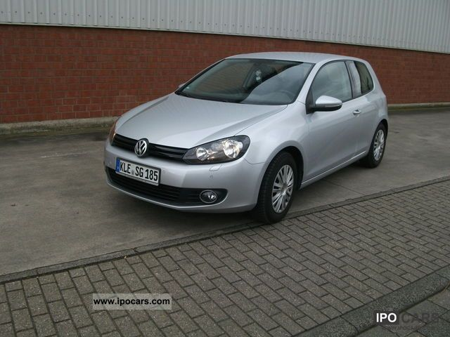 Volkswagen  Golf VI 1.4 Prins gas plant TUV New 2009 Liquefied Petroleum Gas Cars (LPG, GPL, propane) photo