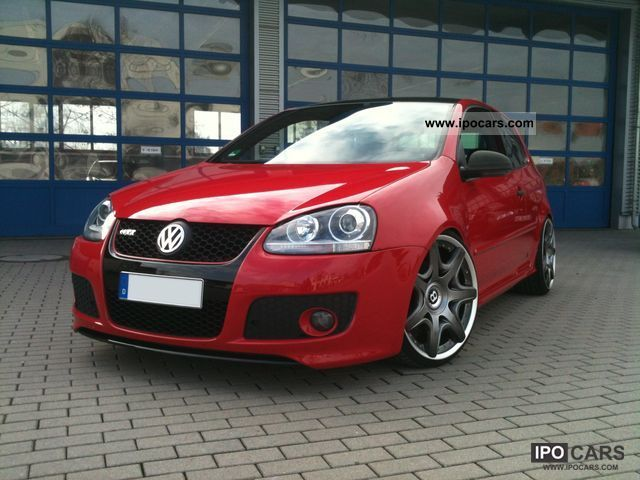 2005 Volkswagen Golf 5 Gti Car Photo And Specs