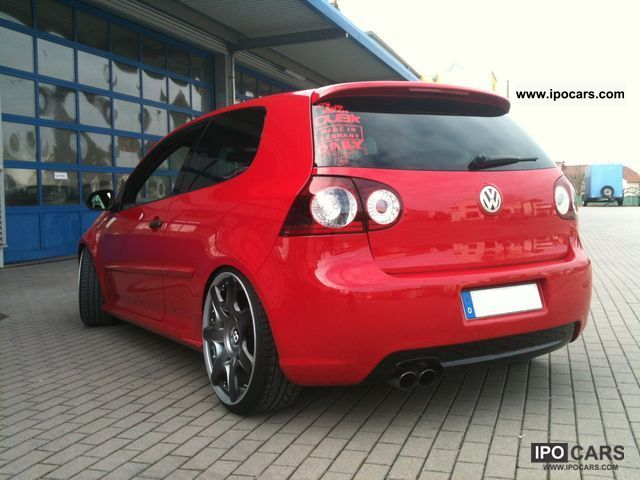 2005 volkswagen golf 5 gti car photo and specs. Black Bedroom Furniture Sets. Home Design Ideas