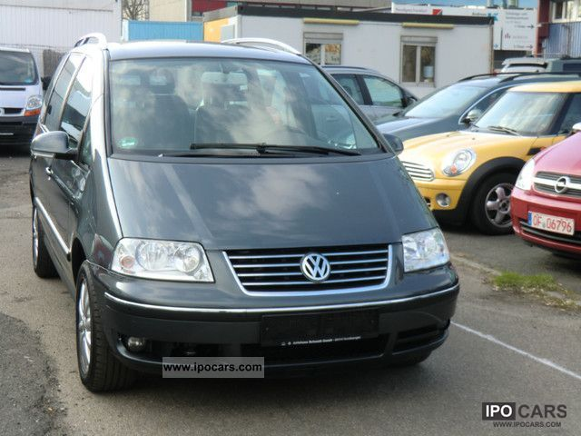 2006 Volkswagen  Sharan 2.0 TDI DPF Sportline .. From a Hand.Vollll Van / Minibus Used vehicle photo
