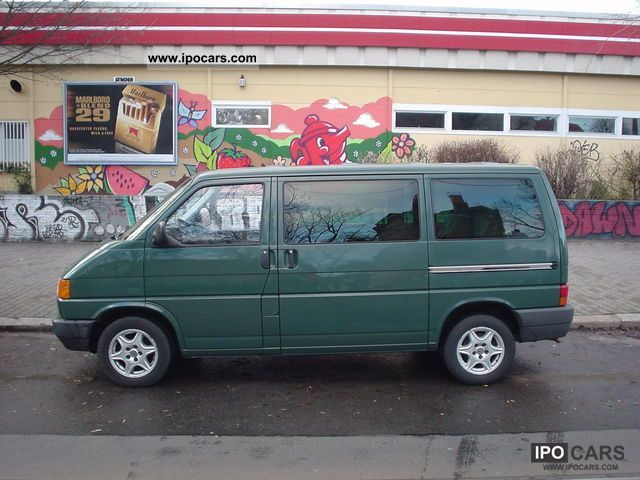 Volkswagen  Transporter 2.0 LPG Autogas 1991 Liquefied Petroleum Gas Cars (LPG, GPL, propane) photo