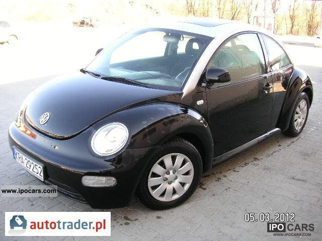 2000 volkswagen new beetle car photo and specs. Black Bedroom Furniture Sets. Home Design Ideas