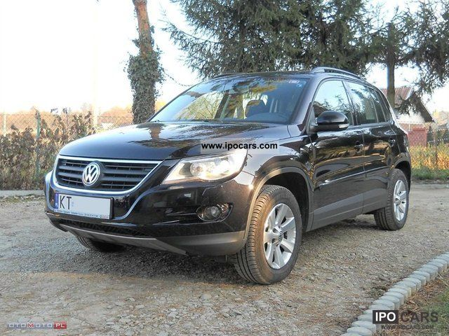 2007 Volkswagen Tiguan 2.0 TDI CR 4Motion Track Field - Car Photo and ...