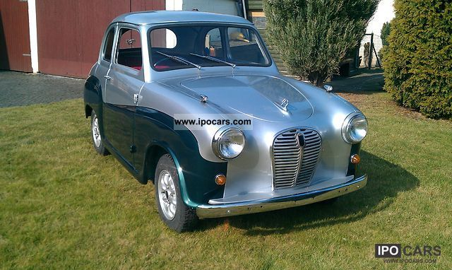 Austin  A 30 / A 35 1955 Vintage, Classic and Old Cars photo